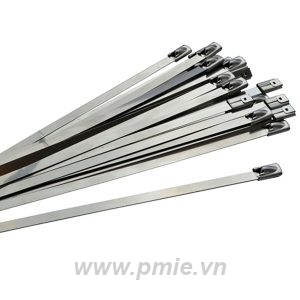 lạt thít inox, stainless steel cable tie